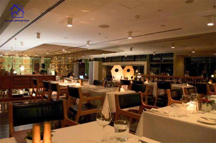 رستوران اتانتیک آنتالیا - OTANTIK