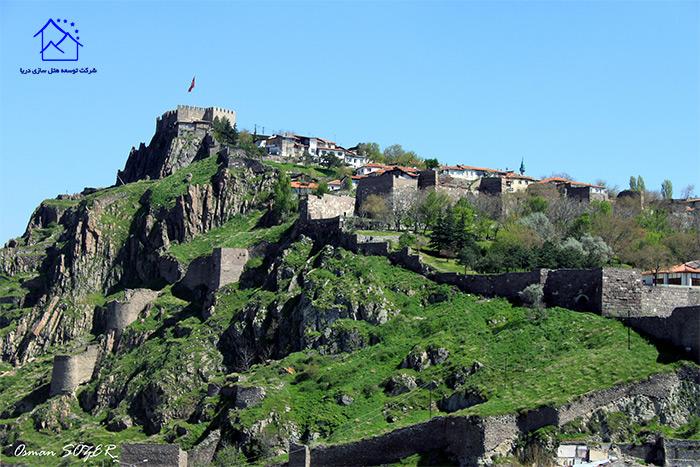 قلعه آنکارا | ANKARA CASTLE