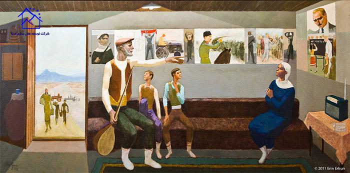 موزه نقاشی در آنکارا
