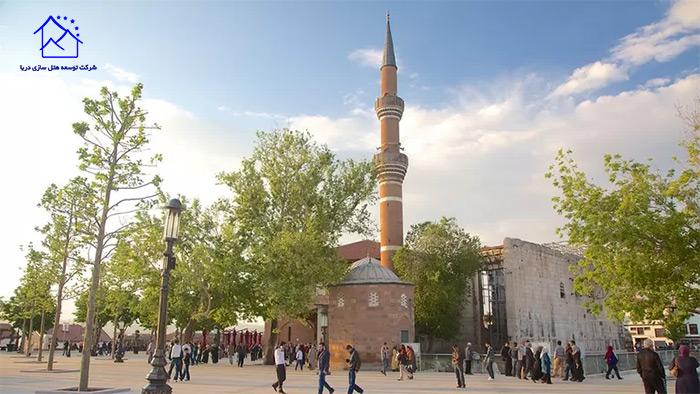 مسجد حاجی بایرام (HACI BAYRAM MOSQUE)