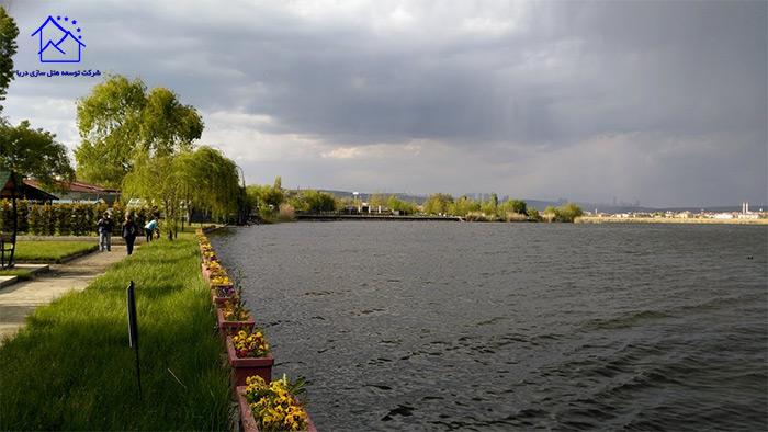 دریاچه موگان گولباشی (MOGAN GÖLÜ GÖLBAŞI)