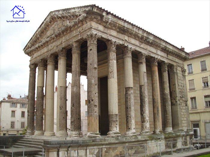 معبد آگوستوس و روم آنکارا