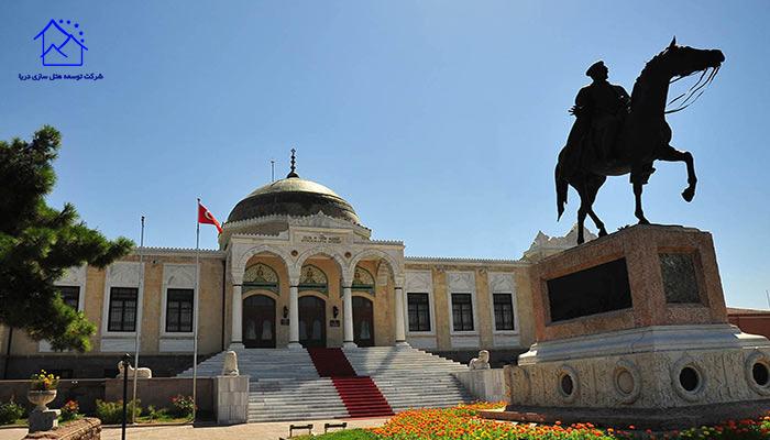 موزه فرهنگ در آنکارا