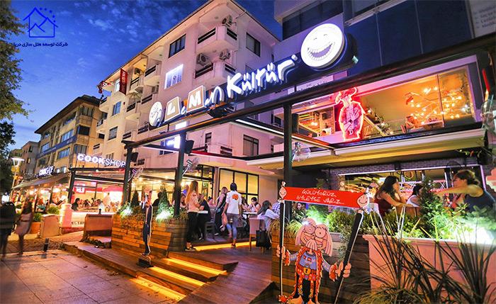 رستوران LEMAN KÜLTÜR