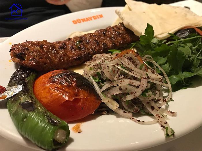 رستوران گونایدین کباب | GUNAYDIN KEBAP