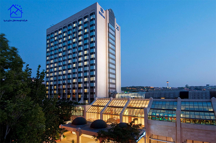 هتل هیلتون سا آنکارا( ANKARA HILTONSA HOTEL)