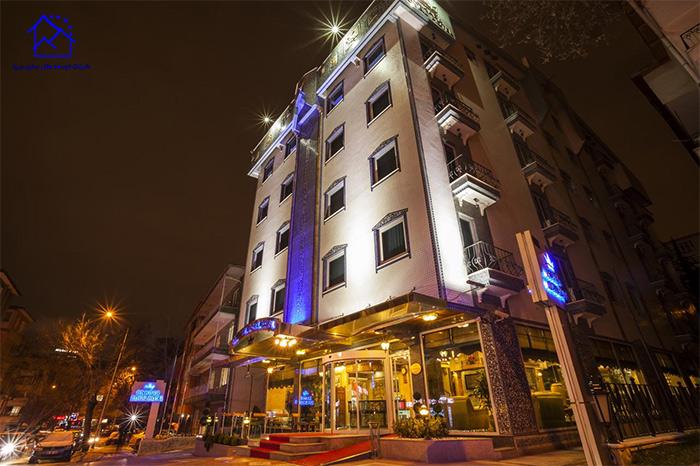 ROYAL ANKARA HOTEL