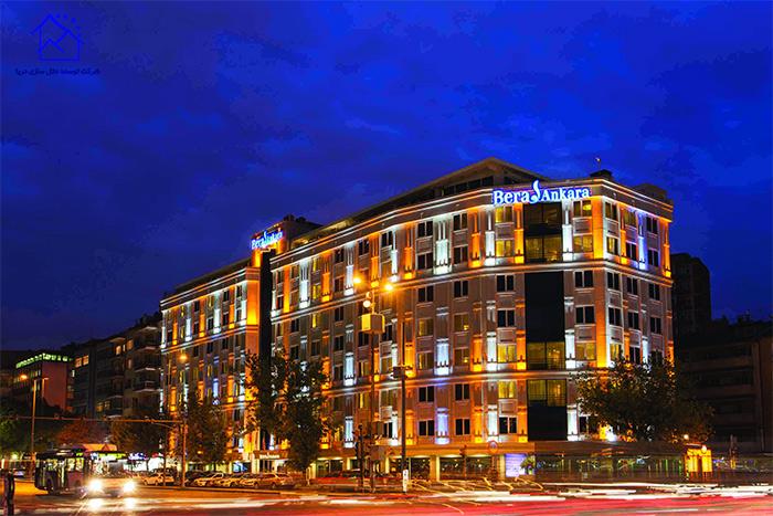 هتل برا آنکارا( BERA ANKARA HOTEL )
