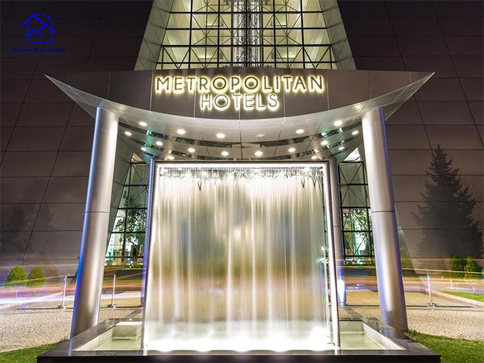 هتل مترو پولیتن آنکارا(METROPOLITAN HOTEL ANKARA)