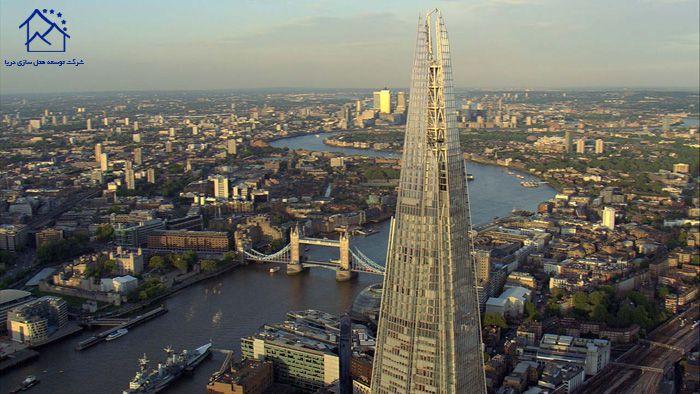 کولس ترین هتل های لندن - هتل شانگری لا