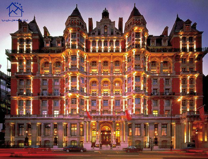 کولس ترین هتل های لندن - هتل ریتز