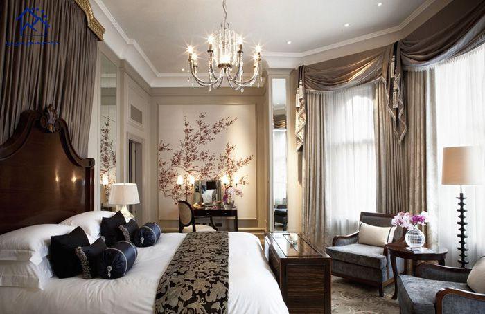 کولس ترین هتل های لندن - هتل لانگهام