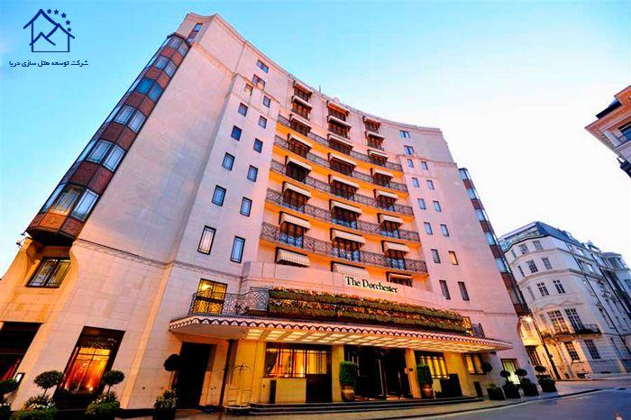 کولس ترین هتل های لندن - هتل دورچستر