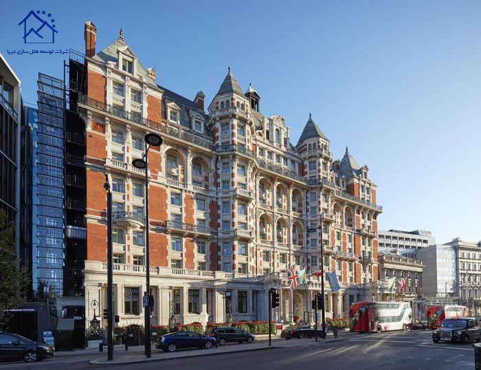 کولس ترین هتل های لندن - هتل ماندارین اورینتال