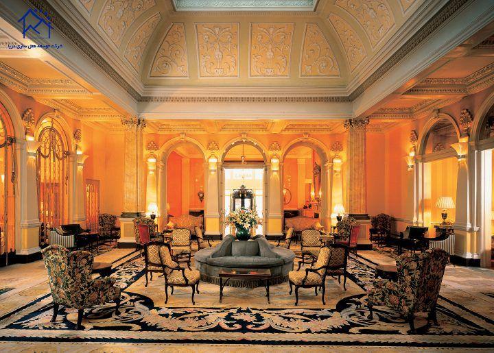 کولس ترین هتل های لندن - هتل کلاریج