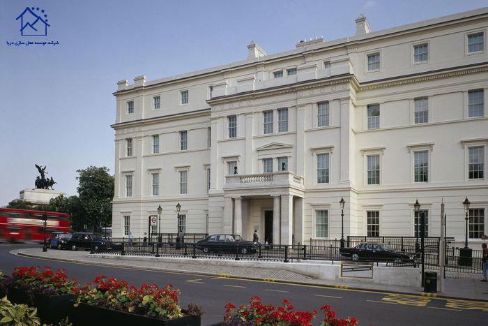 کولس ترین هتل های لندن - هتل لینزبورگ